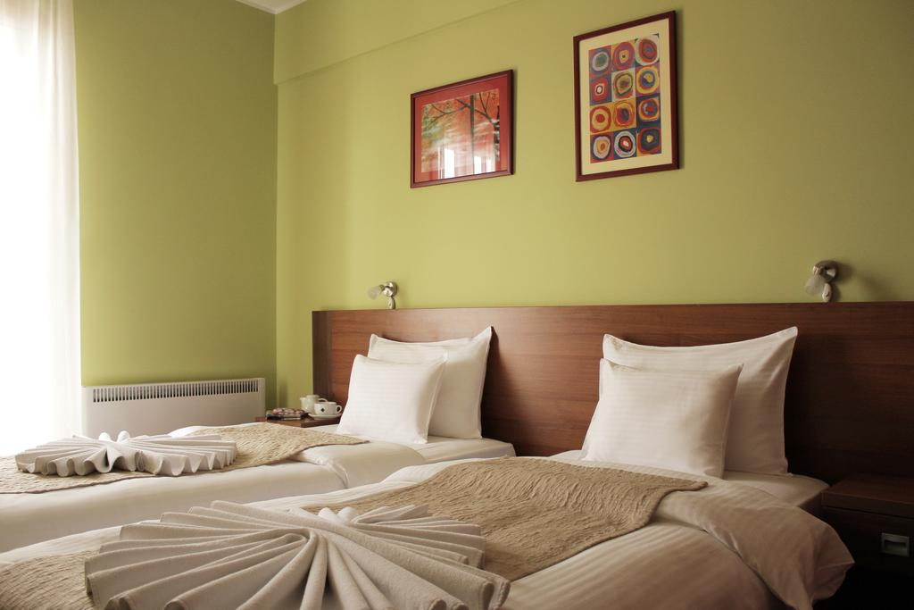 Banje,Vrnjačka Banja, smeštaj, Hotel Solaris, spavaća soba