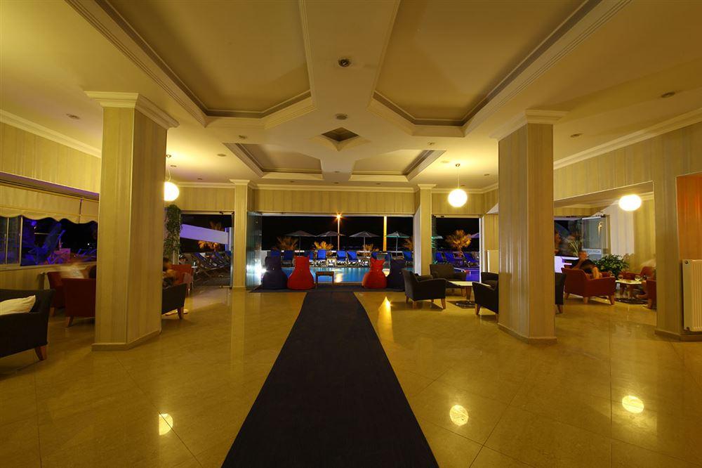Letovanje Turska autobusom, Sarimsakli, Hotel Acem,lobi