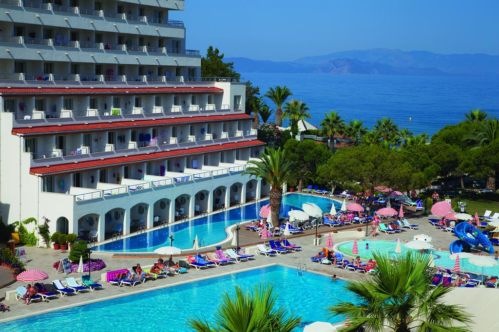 Letovanje Turska autobusom, Kusadasi, Hotel Batihan Beach resort&Spa,selkt deo hotela