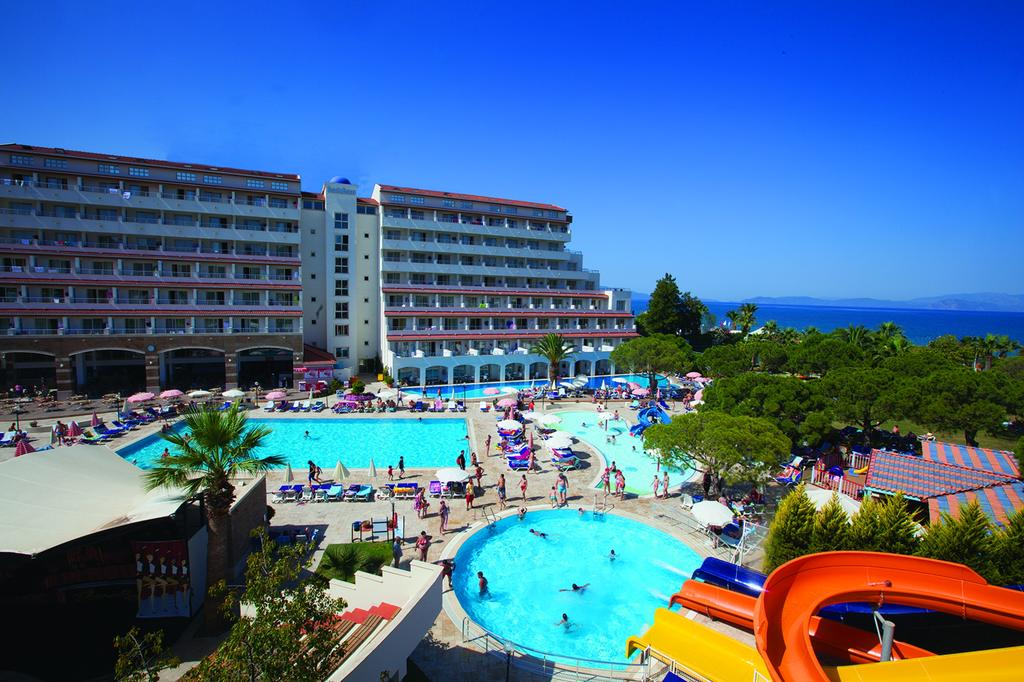 Letovanje Turska autobusom, Kusadasi, Hotel Batihan Beach resort&Spa,sopljašni izgled