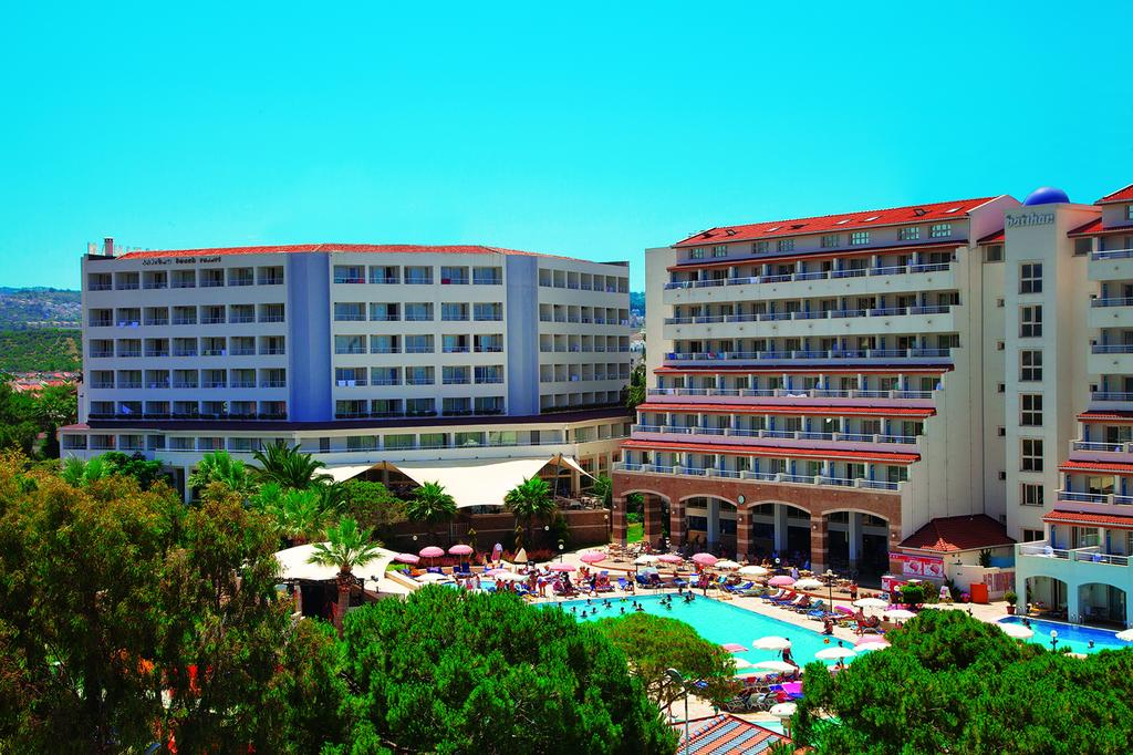 Letovanje Turska autobusom, Kusadasi, Hotel Batihan Beach resort&Spa,spolja