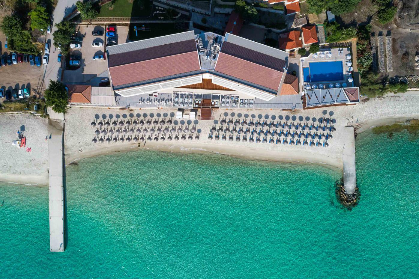 Grcka hoteli letovanje, Halkidiki, Kalithea,Ammon Zeus plaža