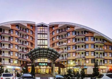 Zimovanje Bugarska, Borovec, Hotel Flora, eksterijer