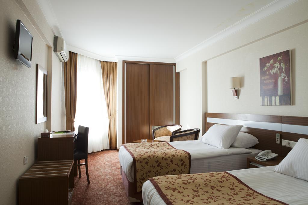 Putovanje Velika Turska tura, evropski gradovi, Kapadokija – Ankara - Pamukkale, Atalay Ankara, izgled spavaće sobe