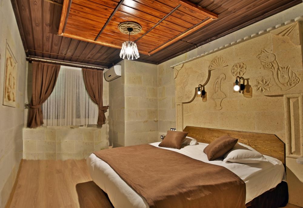 Putovanje Velika Turska tura, evropski gradovi, Kapadokija – Ankara - Pamukkale, Ciner Kapadokija, izgled sobe