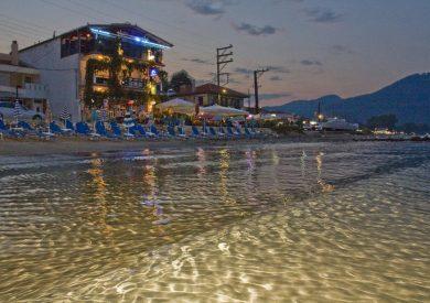 Grcka hoteli letovanje, Tasos, Blue Sea Beach,eksterijer