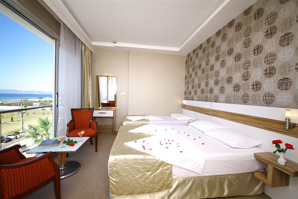 Letovanje Turska autobusom, Sarimsakli, Hotel Acem,hotelska soba