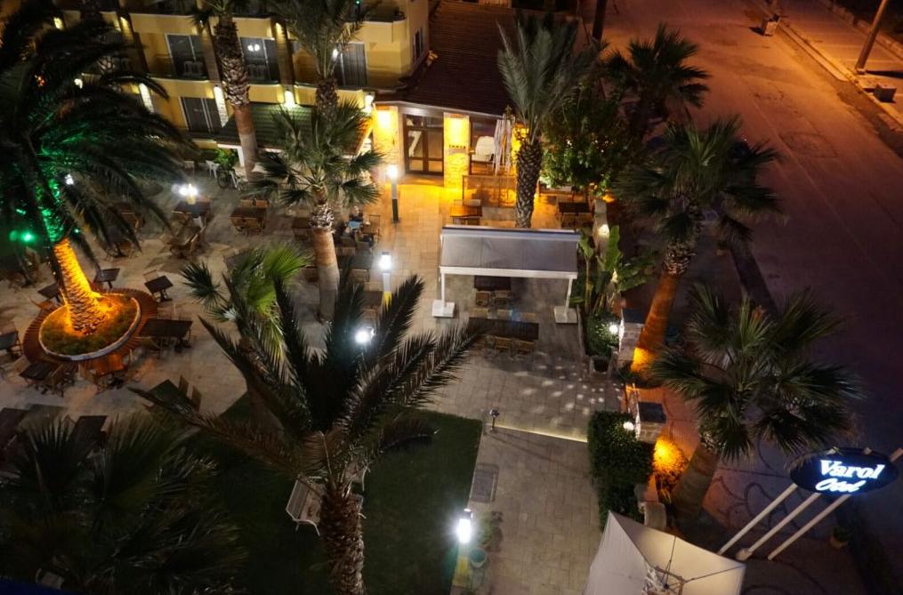 Letovanje Turska autobusom, Sarimsakli, Hotel Varol,izgled noću