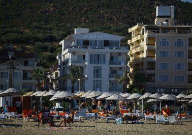 Letovanje Turska autobusom, Sarimsakli, Hotel Acem,eksterijer