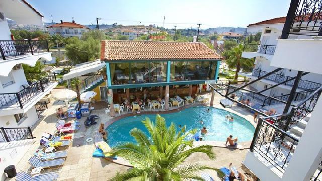 Grcka hoteli letovanje, Halkidiki, Grand Victoria,Hanioti bazen