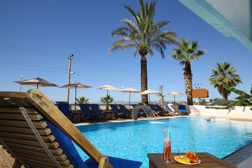 Letovanje Turska autobusom, Sarimsakli, Hotel Acem,bazen