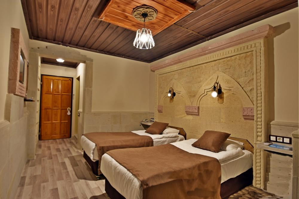 Putovanje Velika Turska tura, evropski gradovi, Kapadokija – Ankara - Pamukkale, Ciner Kapadokija, soba
