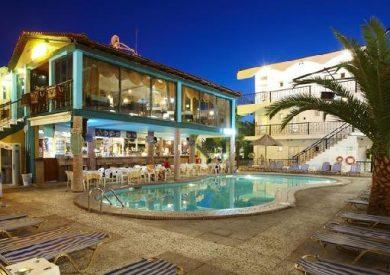 Grcka hoteli letovanje, Halkidiki, Grand Victoria,Hanioti eksterijer