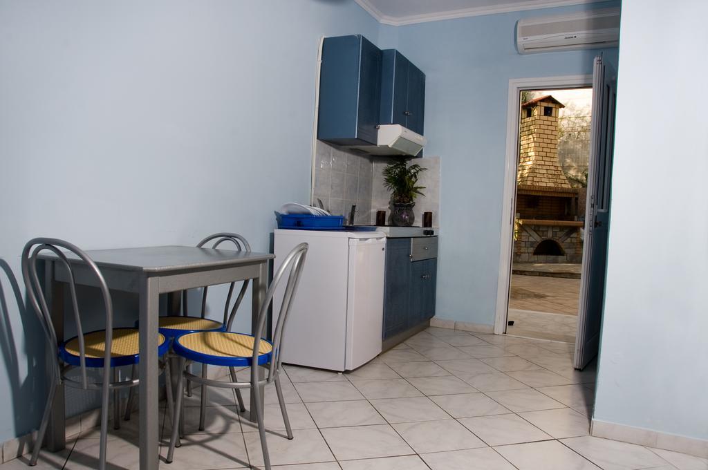 Grcka hoteli letovanje, Preveza, Hotel Dimitra, kuhinja