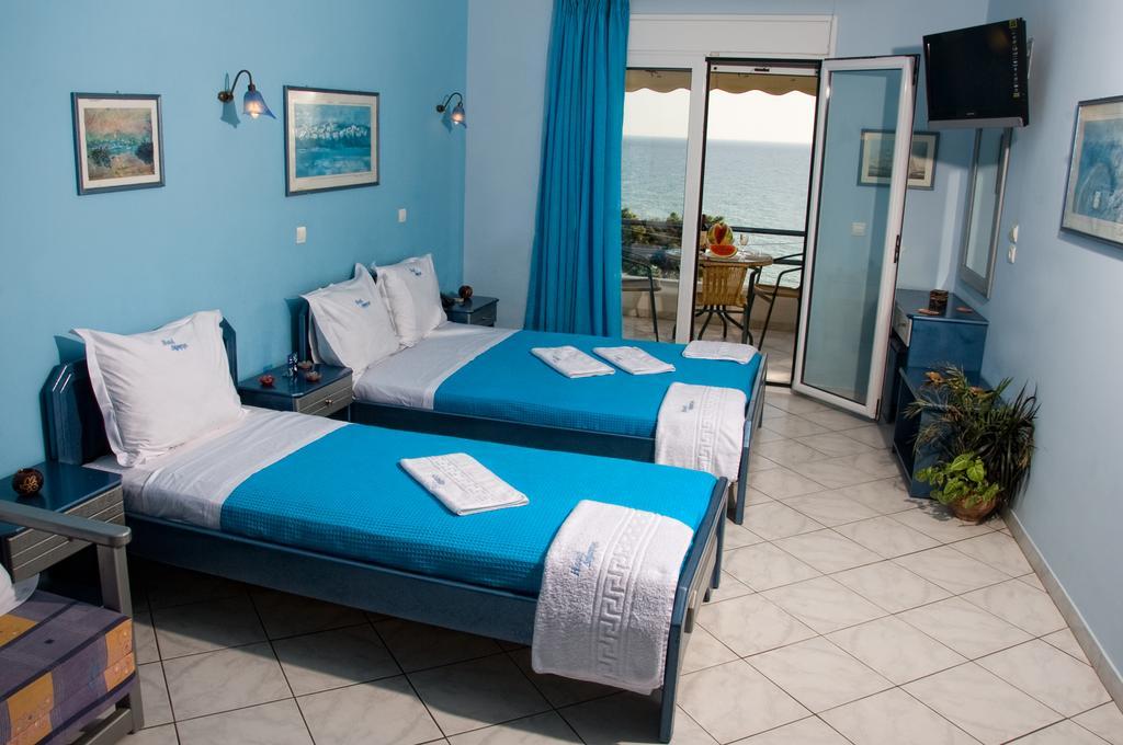 Grcka hoteli letovanje, Preveza, Hotel Dimitra, soba