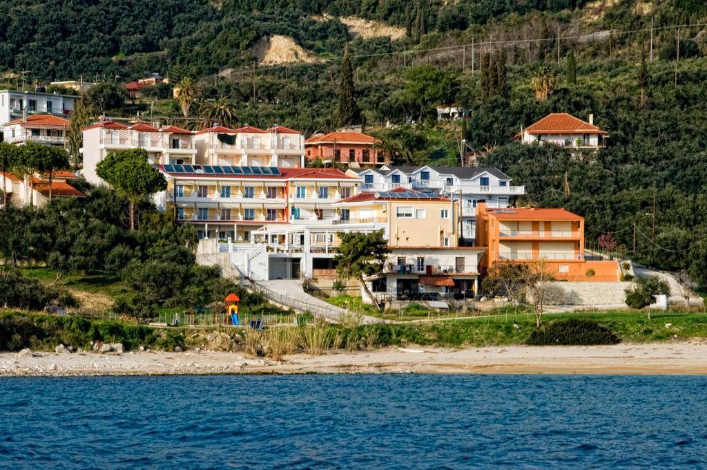 Grcka hoteli letovanje, Preveza, Hotel Dimitra, panorama