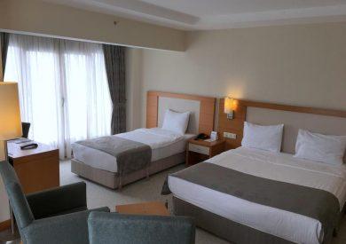 Letovanje Turska avionom, Kumburgaz, hotel Mercia, trokrevetna soba