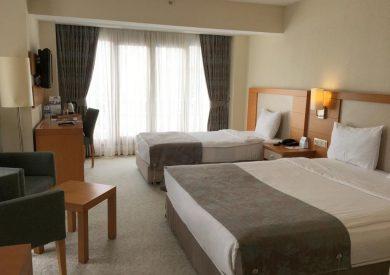 Letovanje Turska avionom, Kumburgaz, hotel Mercia, soba