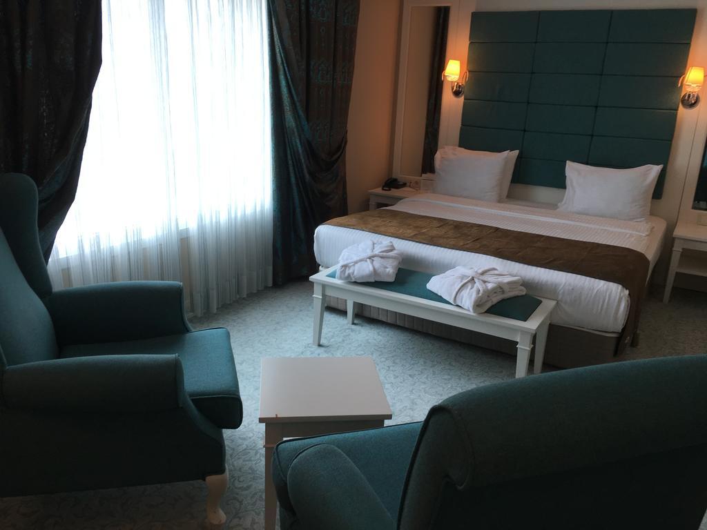 Letovanje Turska avionom, Kumburgaz, hotel Mercia, dvokrevetna soba