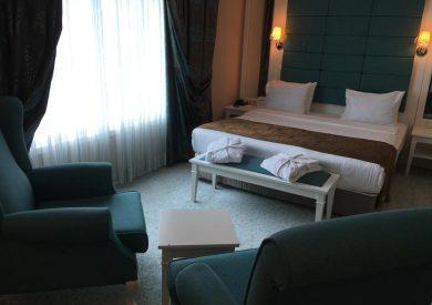 Letovanje Turska avionom, Kumburgaz, hotel Mercia, soba izgled