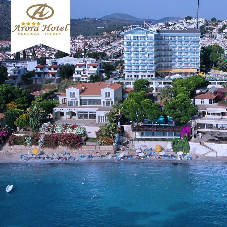 Letovanje Turska autobusom, Kusadasi, Hotel Arora, eksterijer