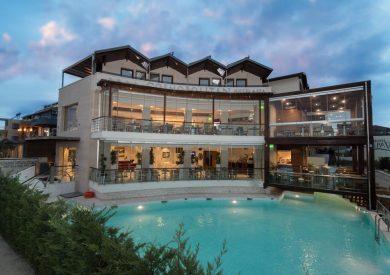 Grcka hoteli letovanje, Paralia, Cosmopolitan Hotel&Spa, eksterijer