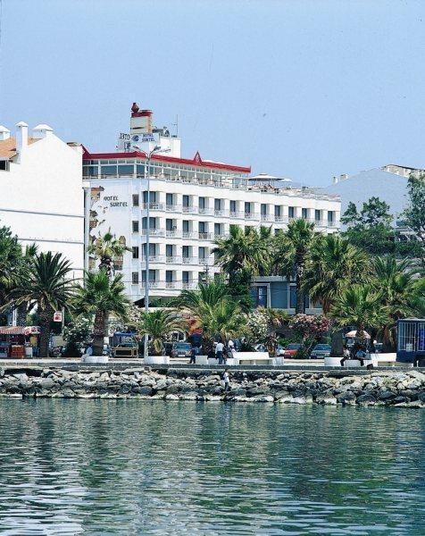 Letovanje Turska autobusom, Kusadasi, Hotel Surtel,eksterijer