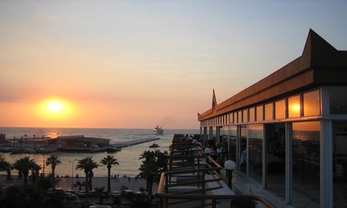 Letovanje Turska autobusom, Kusadasi, Hotel Surtel,pogled na more iz hotela