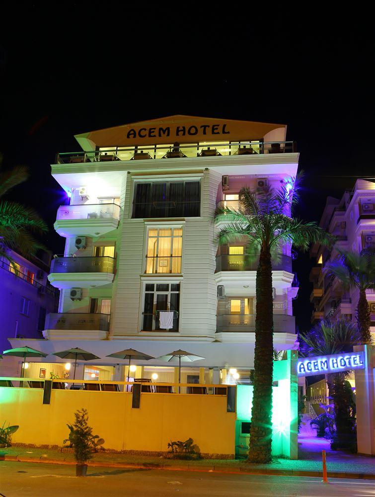 Letovanje Turska autobusom, Sarimsakli, Hotel Acem,spolja