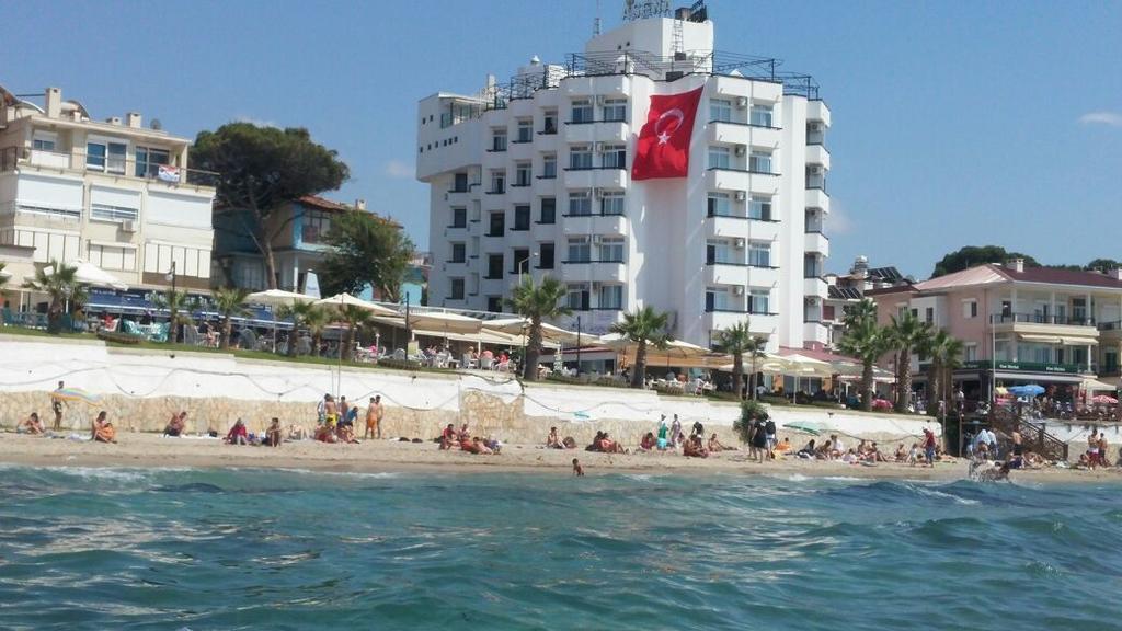 Letovanje Turska autobusom, Kusadasi, Hotel Asena,eksterijer