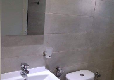 Grcka apartmani letovanje, Pefkohori, Halkidiki, Adonis, kupatilo