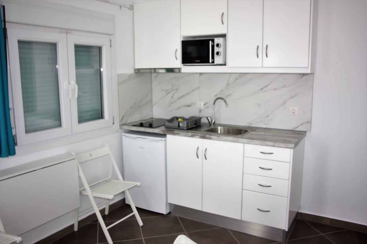 Grcka apartmani letovanje, Vrahos,  Argo, kuhinja