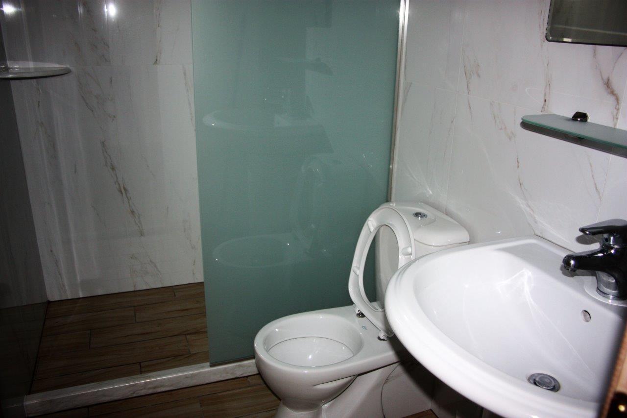 Grcka apartmani letovanje, Vrahos,  Argo, kupatilo