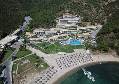 Grcka hoteli letovanje, Tasos, Agios Ioannis, Hotel Thassos Grand Resort, panorama
