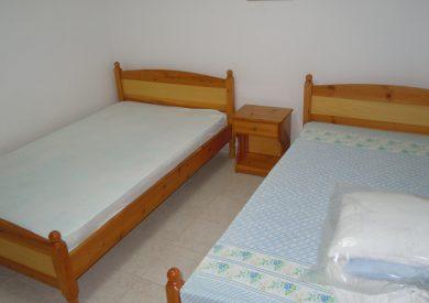 Grcka apartmani letovanje, Nea Vrasna, Takis, Dplx 6 spavaća soba sa dva srednja ležaja