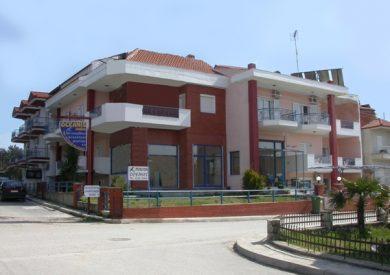 Grcka hoteli letovanje, Halkidiki, Kalithea,Oceanis,eksterijer