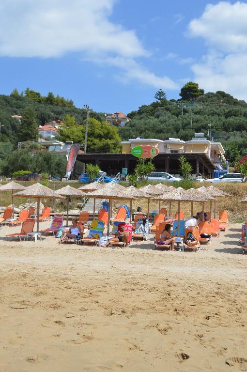 Grcka apartmani letovanje,Vrahos, Jannis, plaža