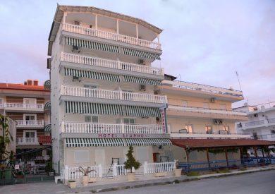 Grcka apartmani letovanje, Paralia, Exarchos, eksterijer