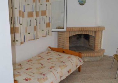 Apartman A5 , kuhinja sa tri single ležaja