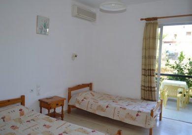 Grcka apartmani letovanje, Pefki Evia, Feggeros, studio S3