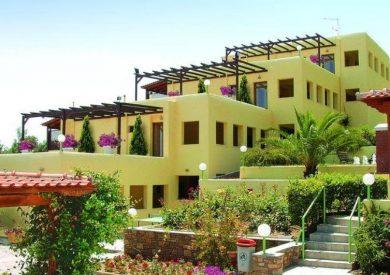 Grcka hoteli letovanje, Kriopigi,Halkidiki,Palladium hotel,eksterijer