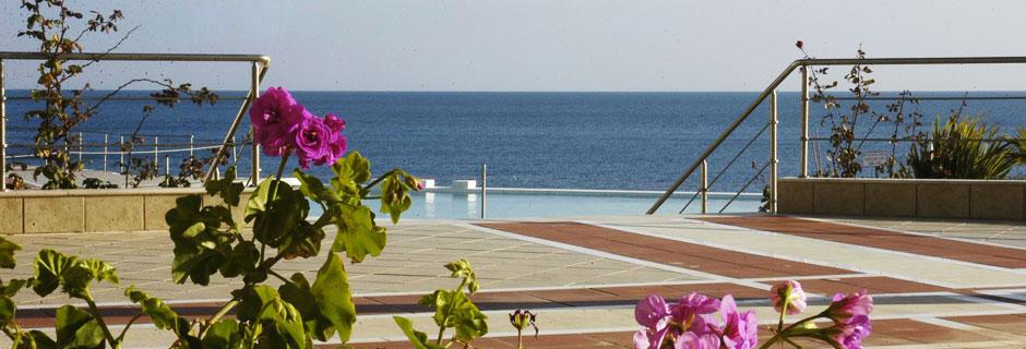 Grcka hoteli letovanje, Trakija, Aleksandroplis,Ramada Plaza Thraki,pogled na more