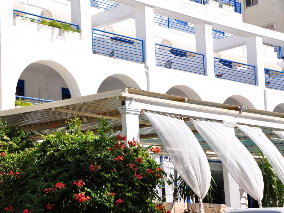 Grcka hoteli letovanje, Halkidiki, Nea Kalikratija,Secret Paradise&Spa,spolja
