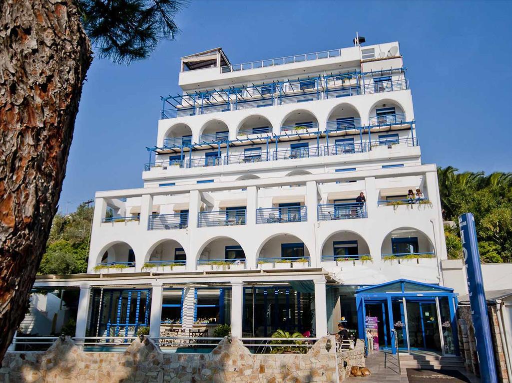 Grcka hoteli letovanje, Halkidiki, Nea Kalikratija,Secret Paradise&Spa,eksterijer