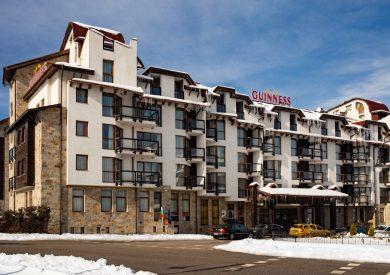 Zimovanje Bugarska, Bansko, Hotel Guiness MPM, eksterijer