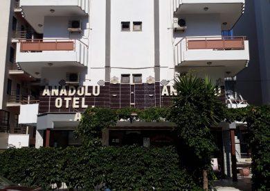 Letovanje Turska autobusom, Kusadasi, Hotel Anadolu. eksterijer