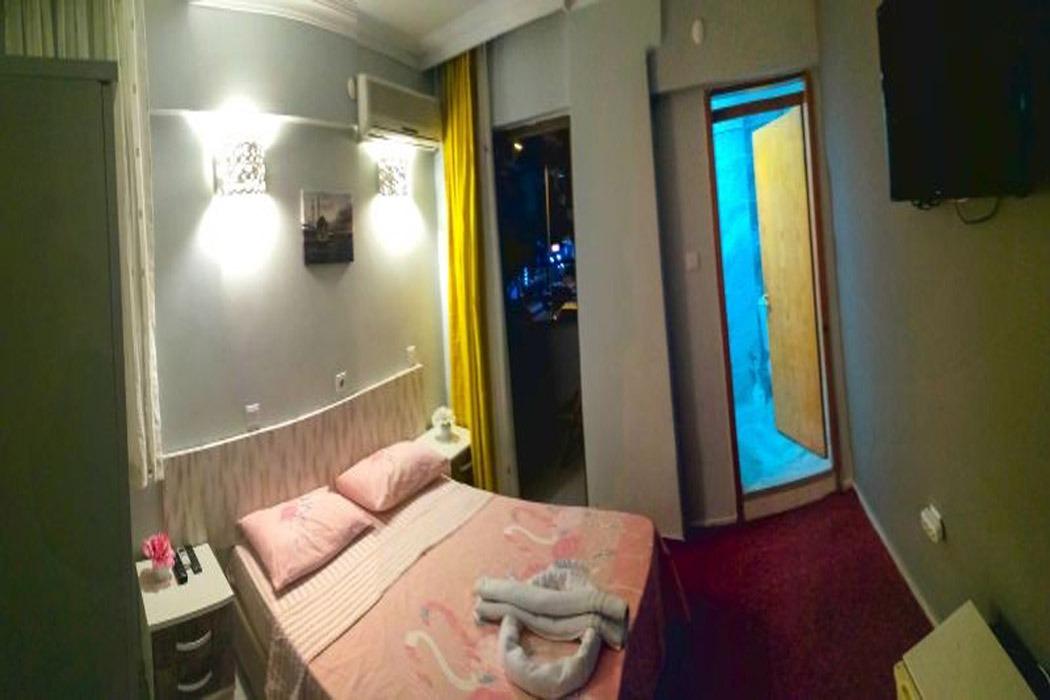 Letovanje Turska autobusom, Kusadasi, Hotel Sarikaya,soba i mkupatilo