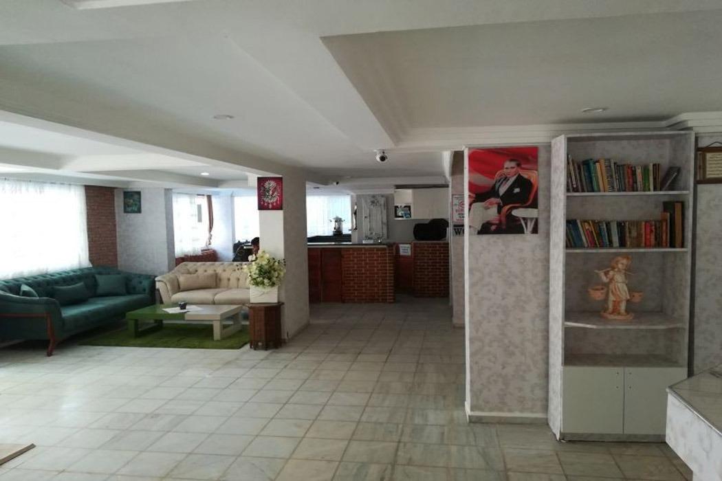 Letovanje Turska autobusom, Kusadasi, Hotel Sarikaya,lobi