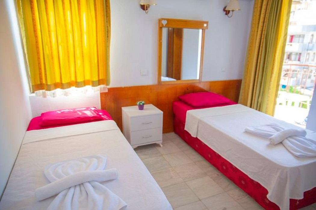 Letovanje Turska autobusom, Kusadasi, Hotel Sarikaya,hotelska soba