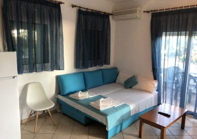 Apartman A2+2, trosed na razvlačenje, kuhinja